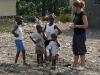 Šárka a africké děti