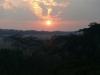 Slunce nad Afrikou